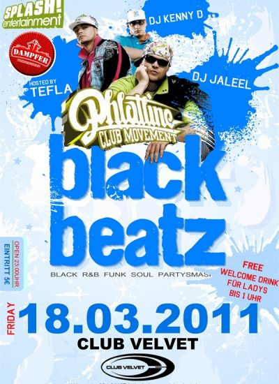 black beatz flyer 18.03.2011 low